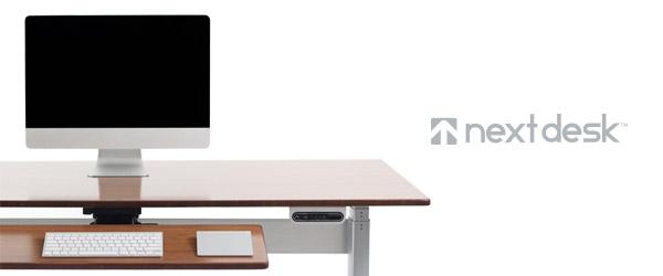 ergonomic desk setup. Ergonomic Desk Setup