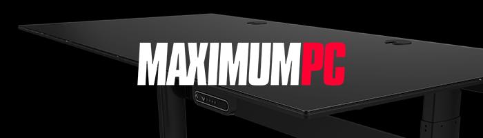 Maximum PC Xdesk Air standing desk