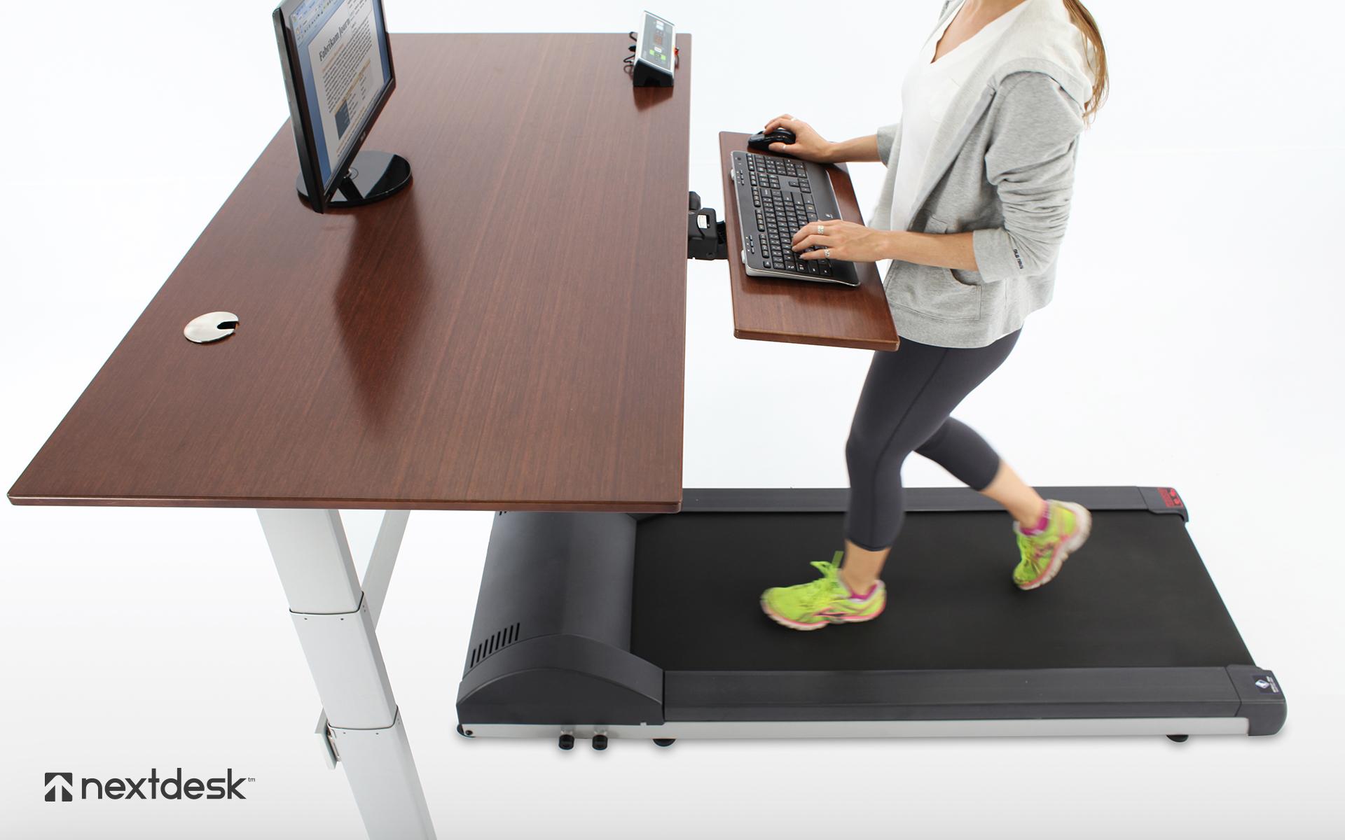 Treadmill Desk Posture