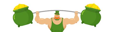 Happy, Health St. Patrick's Day