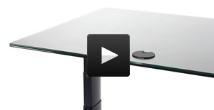Height Adjustable Desk Air Model Video