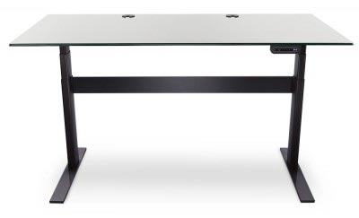 adjustable height desk air